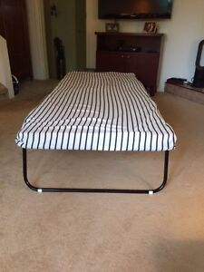 Portable Folding Cot  with Mattress - Brand New