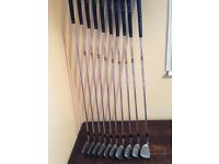 Lynx Parallax Golf irons.