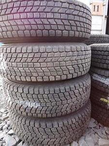 SNOW TIRES 235/65/18 YOKOHAMA SET OF 4 $400.00 (NPG27091) MIDLAND ON.