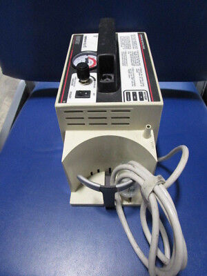 Ohio Medical Aeros Care-e-vac Ii Vacuum Portable Suction Unit Warranty