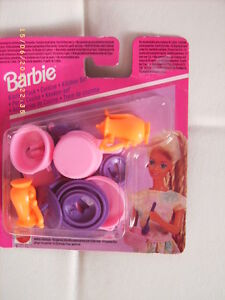 1995 PACK OF BARBIE KITCHEN PACK NO 67036-97