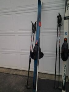 Cross Country Skis/Boots/Poles
