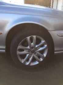2003 X Type Jaguar manual petrol 2000cc