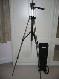 Velbon - DF40 - Aluminum-Tripod camera camcorder support southbourne