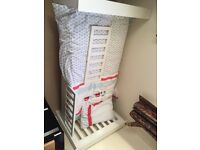 The Little White Company Hampton First / Junior Bed