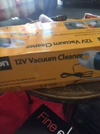 BRAND NEW IN BOX ROLSON CAR VACUUM CLEANER 12V USE DIRECTLY FROM CAR LIGHTER SOCKET