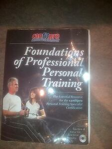 Canfitpro Personal Training Specialist Manual