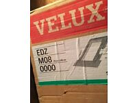 3 x VELUX EDZ M08 0000 Single Tile Flashing 78cm x 140cm Low Profile - Price Negotiable