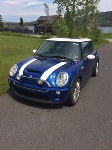 2006 MINI Mini Cooper S Rally Hatchback