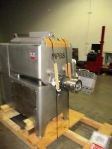 MPBS M160MG Commercial Meat Mixer Grinder