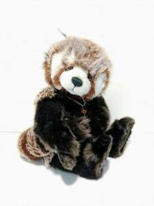 Discontinued Handmade Collection Charlie Bear - Roxie Red Panda