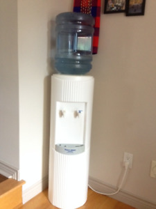WATER COOLER - FRESH WATER MAKES GREAT COFFEE!