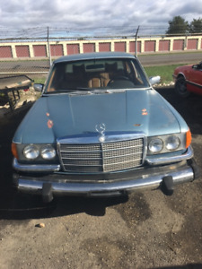 1978 Mercedes Benz, 450 SEL V8 Great shape