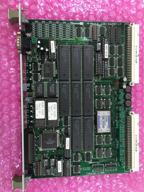 Tel Tokyo Electron Tvb-3101 1381-644957-17