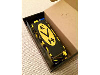 Van Halen signature Cry Baby wah pedal
