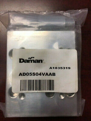 Daman Ad05s04vaab Adapter Plate