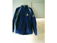 SUNDERLAND (Gents) WATERPROOF JACKET (Large) AS NEW CONDITION