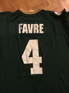 Brett Favre jersey Green Bay Packers