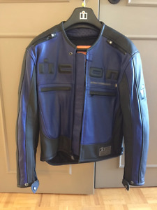 leather jacket, brand new..