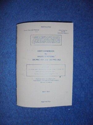 NSN  9905 99 622 5276 CLANSMAN AUDIO SOCKET DECAL LABEL PRC351