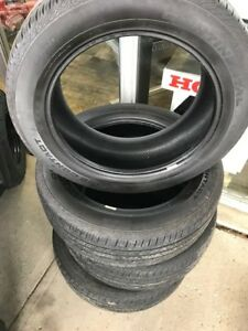 4 continental cross contact M+S tires