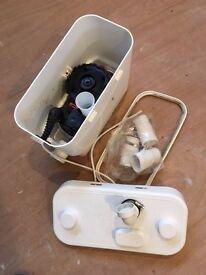 Sanivite 3 - kitchen and utility macerator pump - grey water pump
