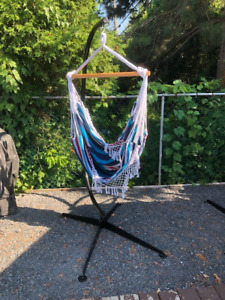 Hammock Chair and Stand