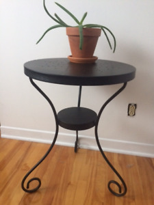 Table d'appoint ronde Ikea
