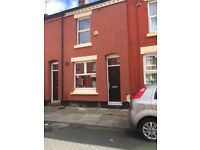 2 BEDROOM UNFURNISHED TERRACE ON GREENLEAF STREET L8, OFF SMITHDOWN ROAD