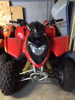 Polaris Phoenix 200 quad
