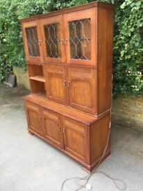 Dresser/tall sideboard/storage cupboard