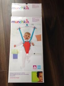 Munchkin Bounce About Door Bouncer