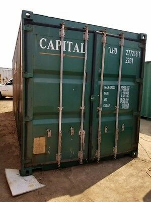 20 Used Std Shipping Storage Container San Antonio Tx 2200 Delivered
