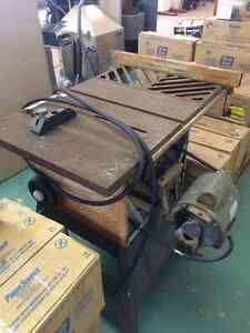 3/4 HP table saw