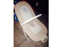 Mamas & Papas Baby Bouncer with vibrate feature