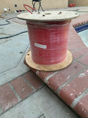 Gepco VPM2000-2 Red High Definition SDI Coax Standard RG59