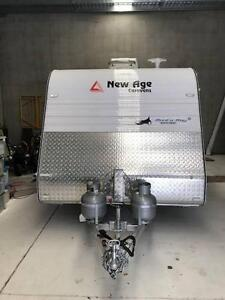 2015 New Age Manta Ray 19BC triple bunks Silverdale Wollondilly Area Preview