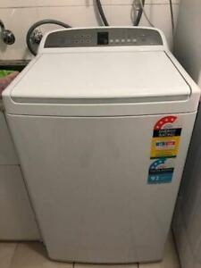 Fisher & Paykel 7.5kg Top Loader Washing Machine WA7560E1 - AS NEW