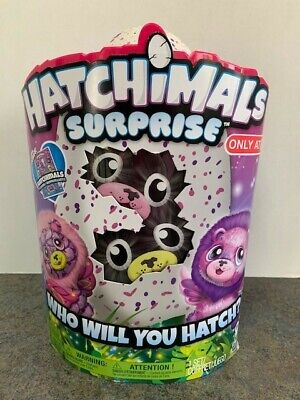 Hatchimals Surprise Twins Edition - Ligull Hatching Egg With Stickers Brand New