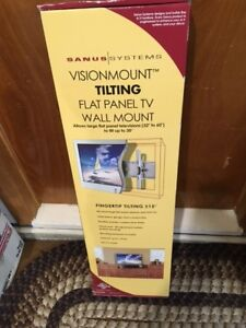 """Sanus TV Wall Mount NEW for televisions 32-60"""""""