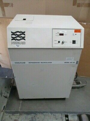 Neslab HX-150 Chiller, 388104040227, Coolflow, PD-2, R22, Air Cooled, 100227