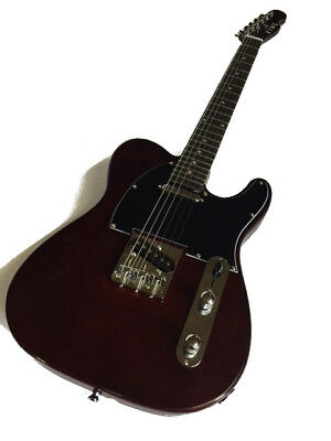 NEW 6 STRING '68 TELE STYLE CUSTOM SHOP ROSEWOOD ELECTRIC GUITAR