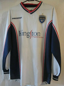 Seaton-Burn-Football-Club-Match-Worn-no-11-Football-Shirt-Size-Small-10808