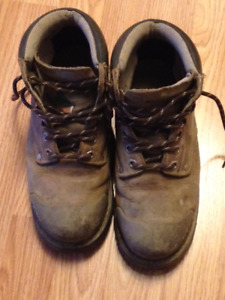 Women's Work Boots - used