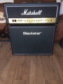 Marshall Dual Super Lead 100 watt all valve Head