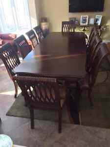 Premium Bernhardt Dining Room Set for Sale Seats 10