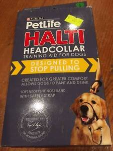 New Purina Petlife Halti Head Collar for dogs Baulkham Hills The Hills District Preview