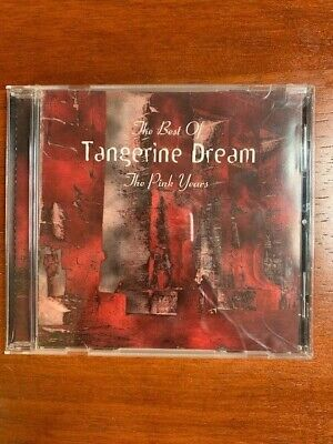 The Best of Tangerine Dream The Pink Years CD (The Best Of Tangerine Dream)