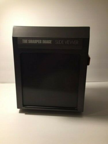 Vintage Sharper Image 35mm Magnifying Slide Viewer