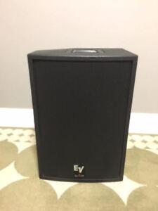 EV SXA250 Powered Speaker - Brand New